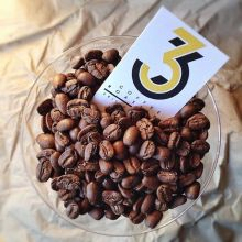 Holiday Night Market Vendor Spotlight: @thirty3coffee< > A regular fixture at the Regina Farmers' Market, Eric and his team of pro baristas will be joining us at both Holiday Night Markets to bring you their locally roasted, fairly traded coffee (in whol
